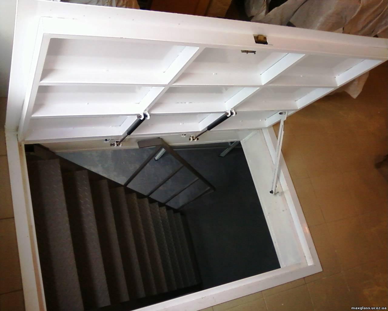 люк для второго этажа